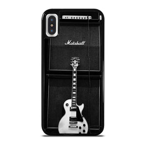 MARSHALL GUITAR AMPLIFIER iPhone X / XS Hoesje