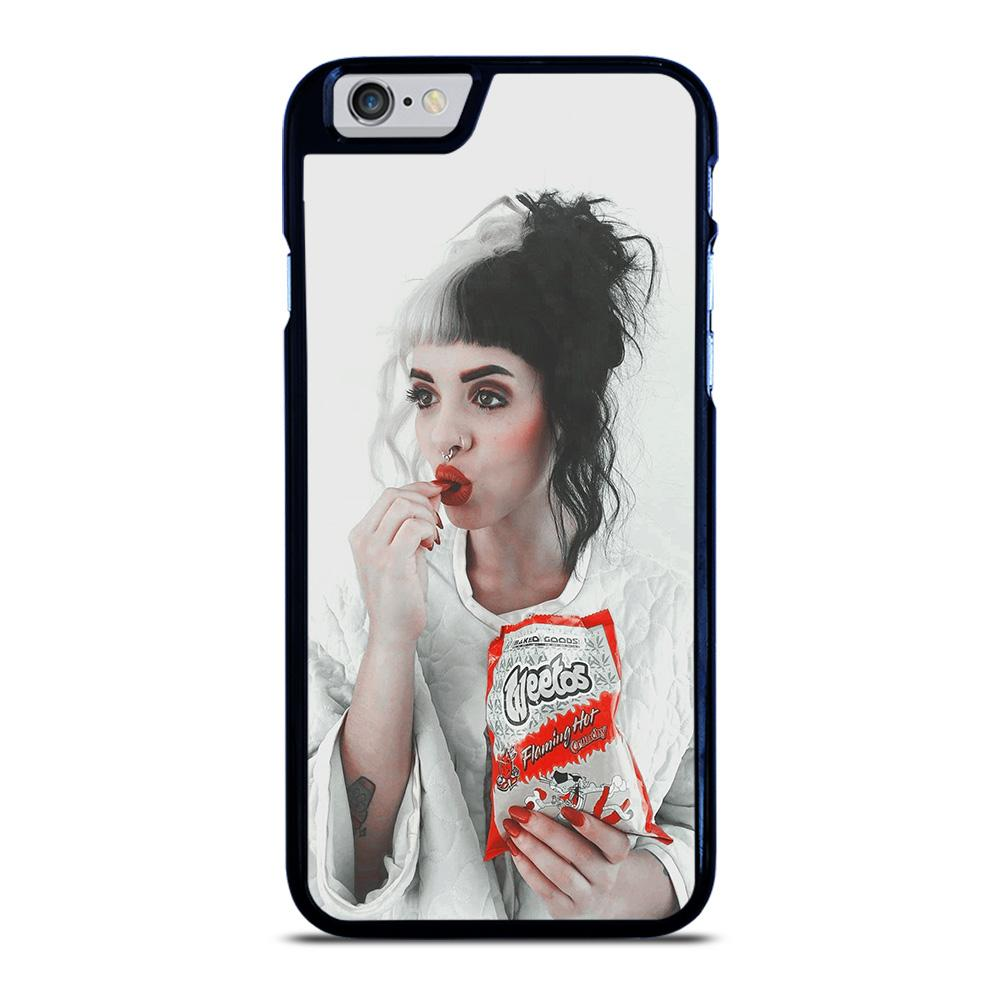 MELANIE MARTINEZ AND CHEETOS iPhone 6 / 6S hoesje
