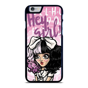MELANIE MARTINEZ CARTOON iPhone 6 / 6S hoesje