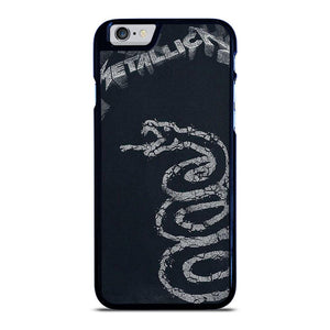 METALLICA ROCK BAND LOGO iPhone 6 / 6S hoesje