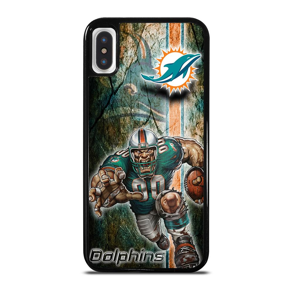 MIAMI DOLPHINS FOOTBALL iPhone X / XS Hoesje