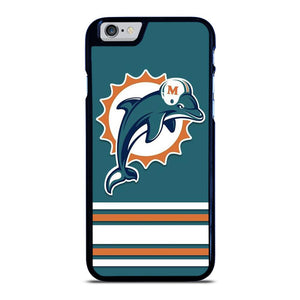 MIAMI DOLPHINS logo iPhone 6 / 6S hoesje