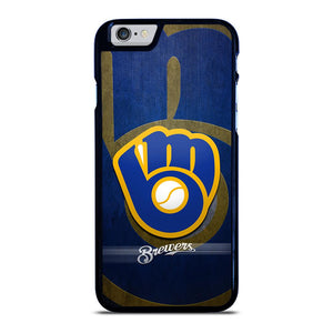 MILWAUKEE BREWERS MLB iPhone 6 / 6S hoesje