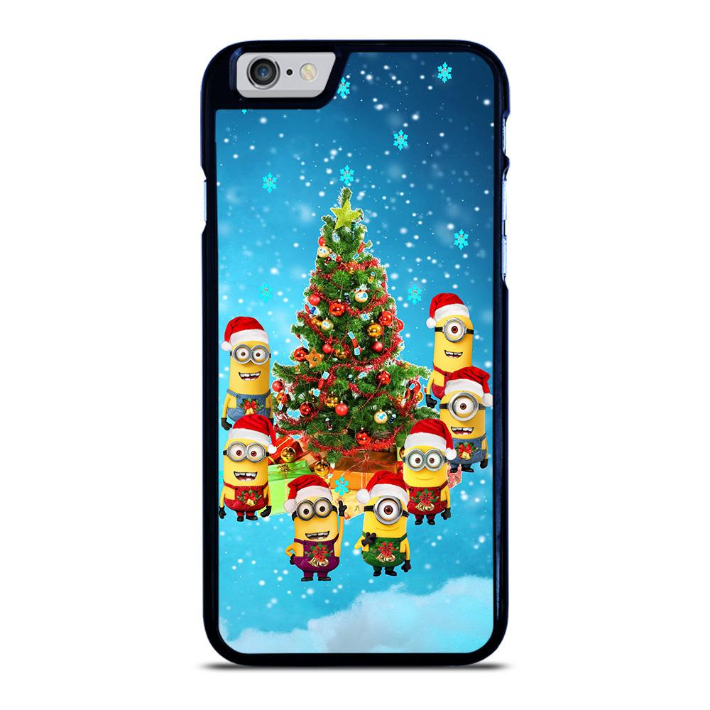 MINION CHRISTMAS iPhone 6 / 6S hoesje