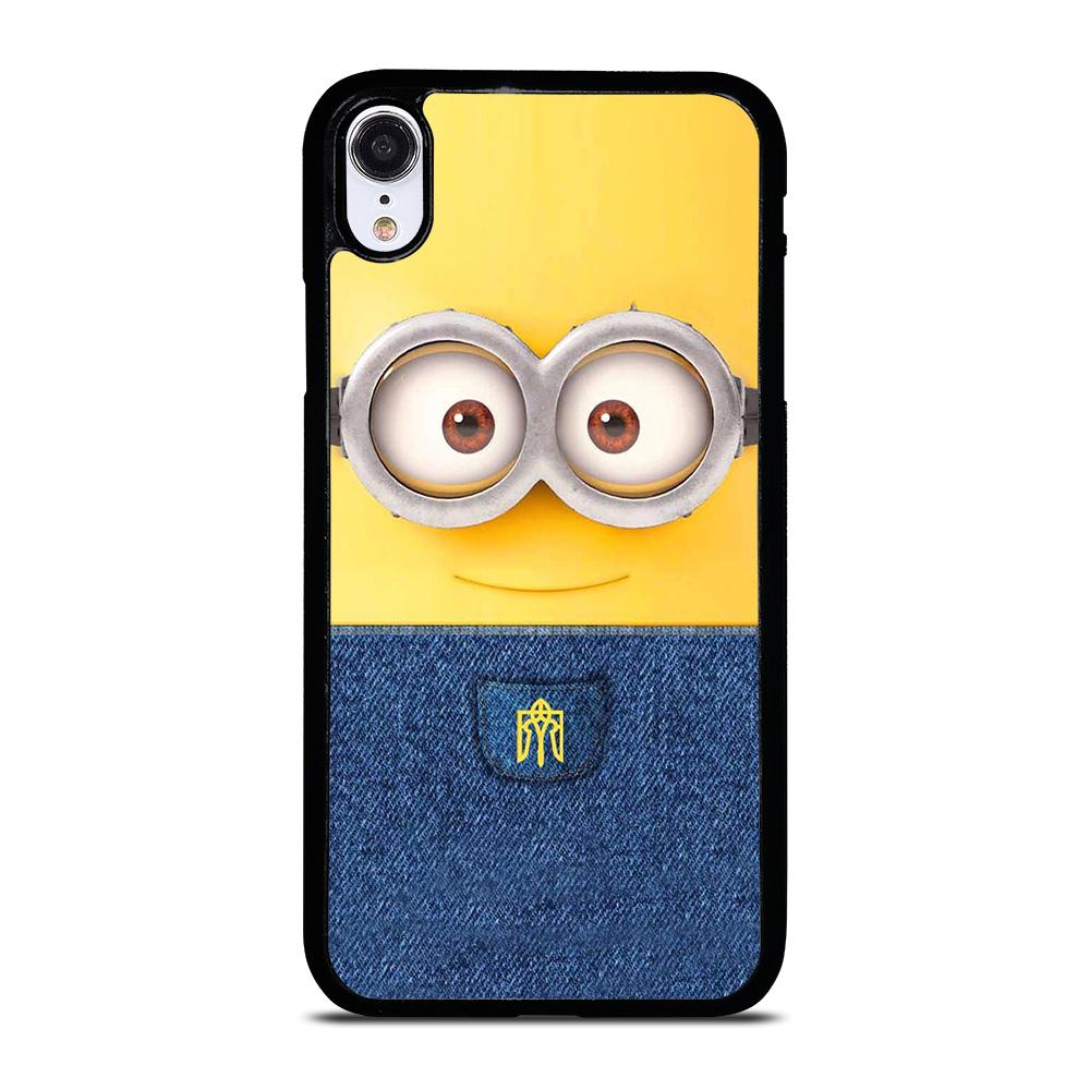 MINION MINIONS iPhone XR Hoesje,iphone xr hoesje rood iphone xr hoesje transparant,MINION MINIONS iPhone XR Hoesje