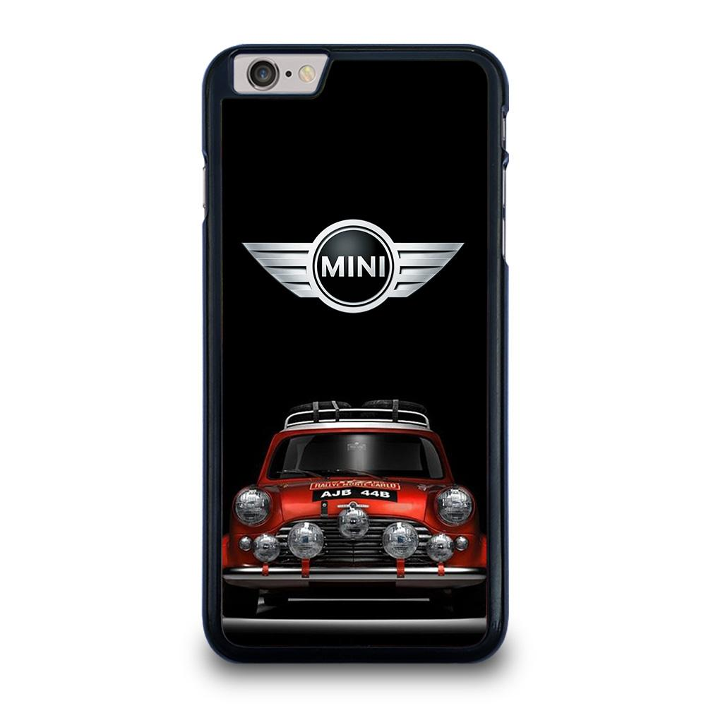 MINI COOPER CAR RETRO iPhone 6 / 6S Plus Hoesje
