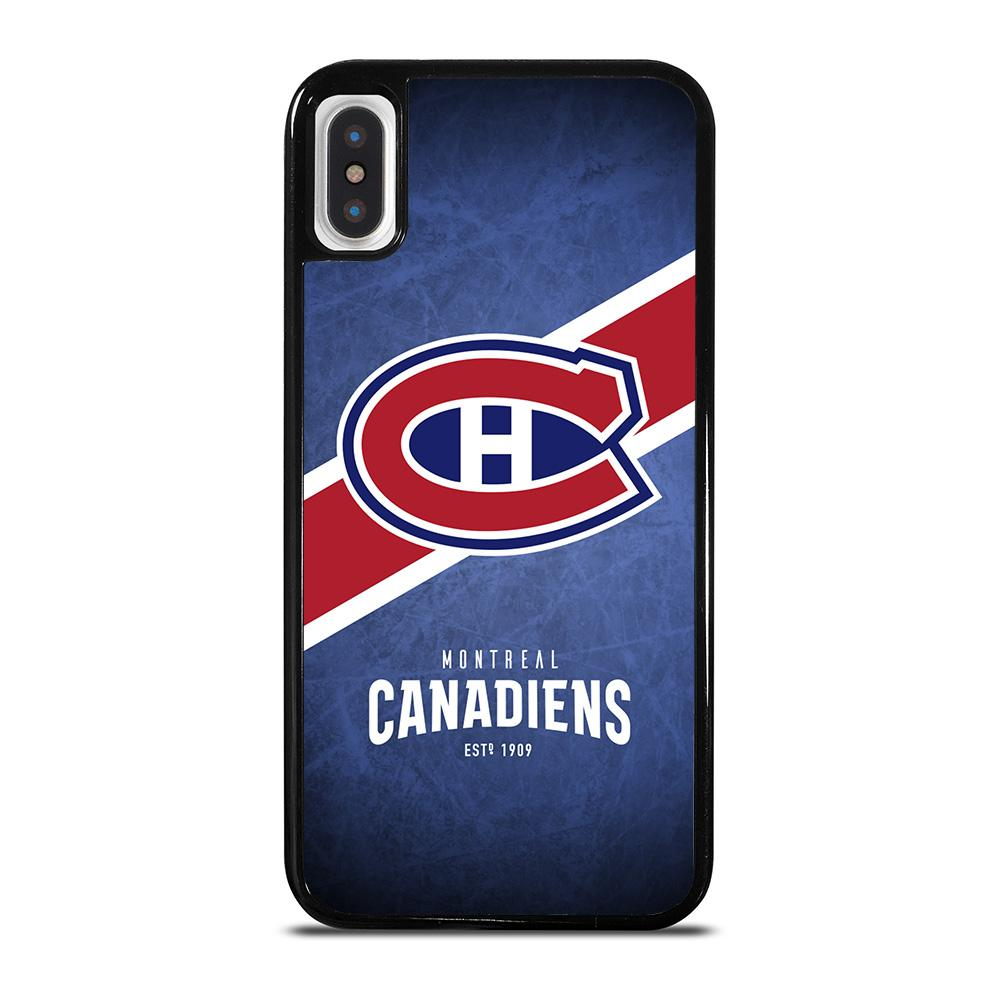 MONTREAL CANADIENS SYMBOL iPhone X / XS Hoesje
