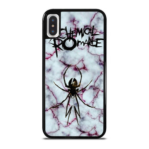 MY CHEMICAL ROMANCE MARBLE LOGO iPhone X / XS Hoesje