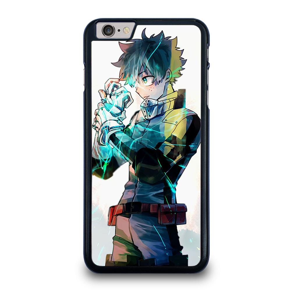 MY HERO ACADEMIA DEKU ART iPhone 6 / 6S Plus Hoesje