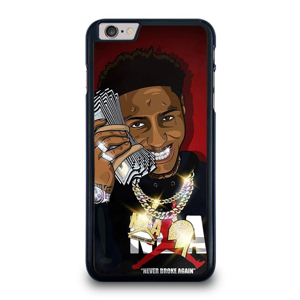NBA YOUNGBOY NEVER BROKE AGAIN iPhone 6 / 6S Plus Hoesje