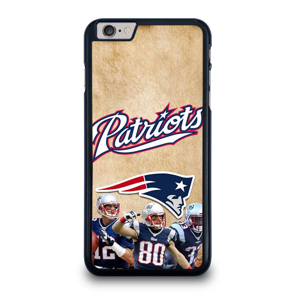 NEW ENGLAND PATRIOTS FOOTBALL iPhone 6 / 6S Plus Hoesje