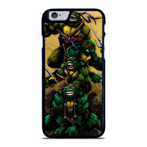 NINJA TURTLES CARTOON iPhone 6 / 6S hoesje
