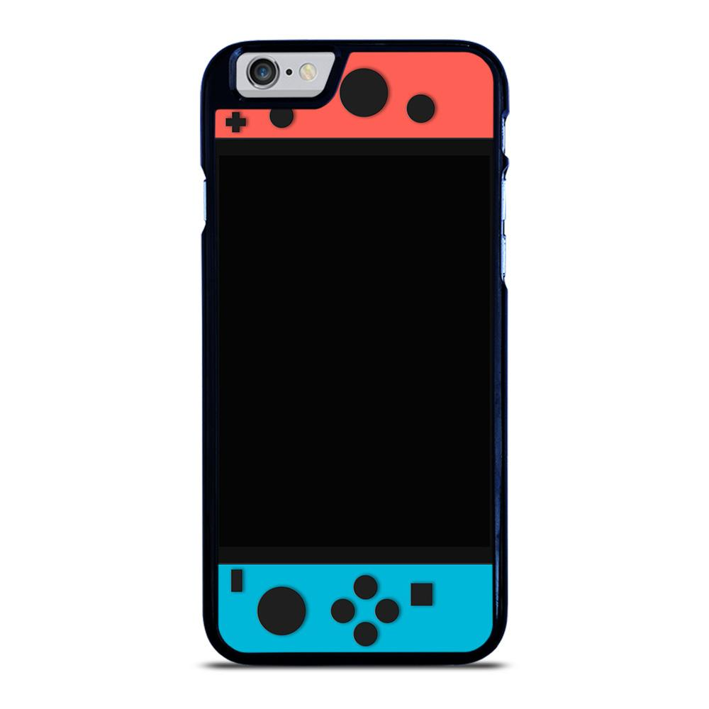NINTENDO SWITCH CONSOLE GAME iPhone 6 / 6S hoesje