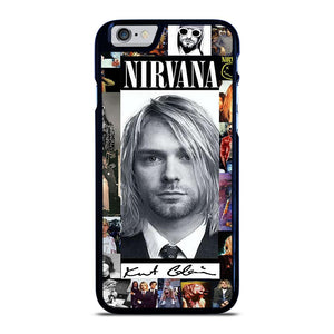 NIRVANA KURT COBAIN iPhone 6 / 6S hoesje