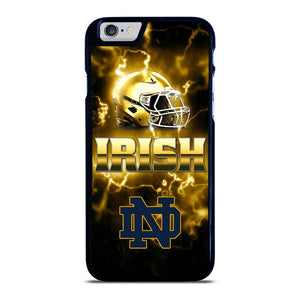 NOTRE DAME FIGHTING IRISH HELMET iPhone 6 / 6S hoesje