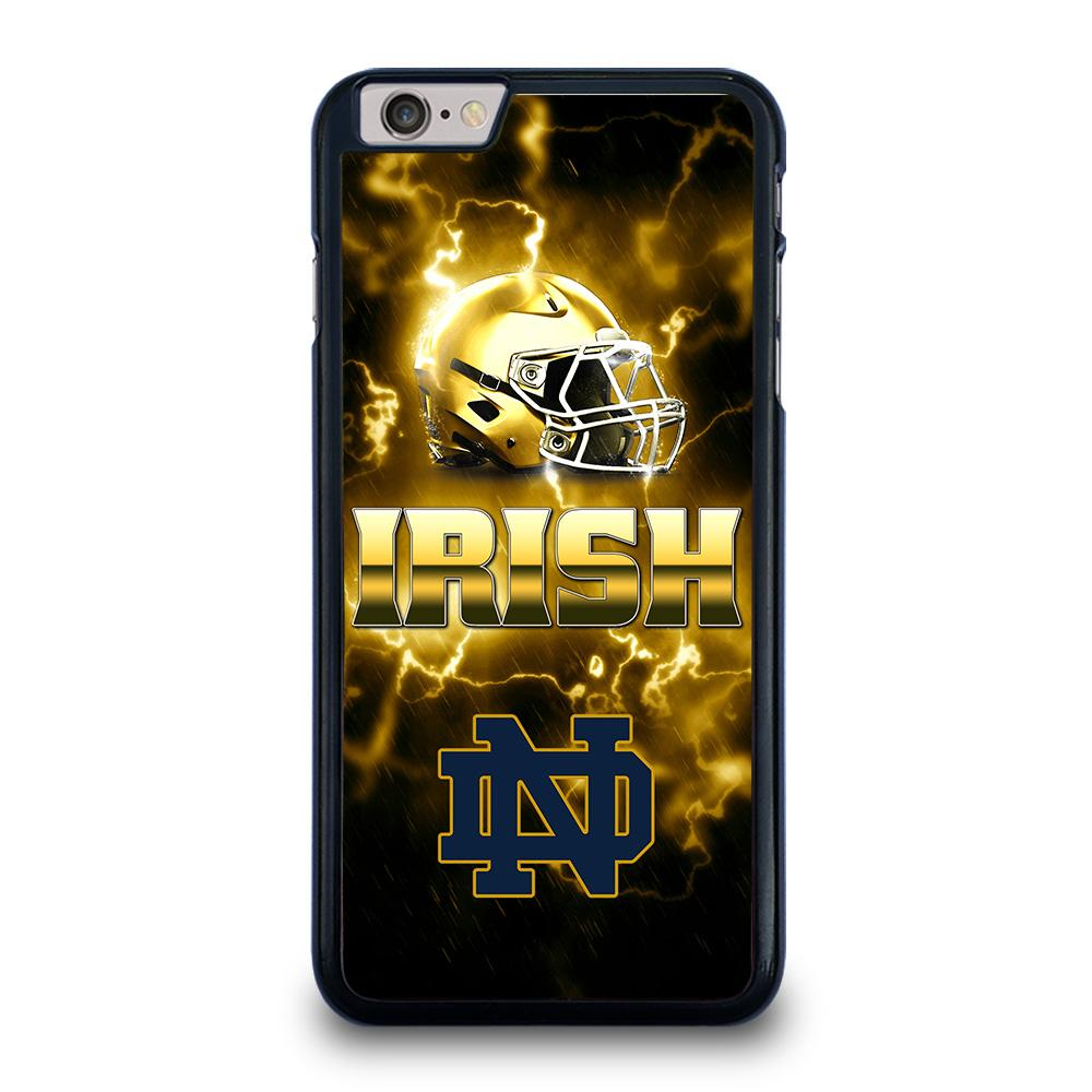 NOTRE DAME FIGHTING IRISH HELMET iPhone 6 / 6S Plus Hoesje