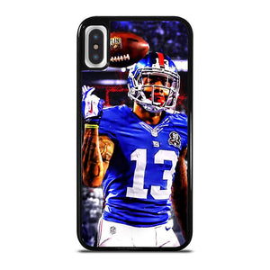 ODELL BECKHAM JR NY GIANTS iPhone X / XS Hoesje