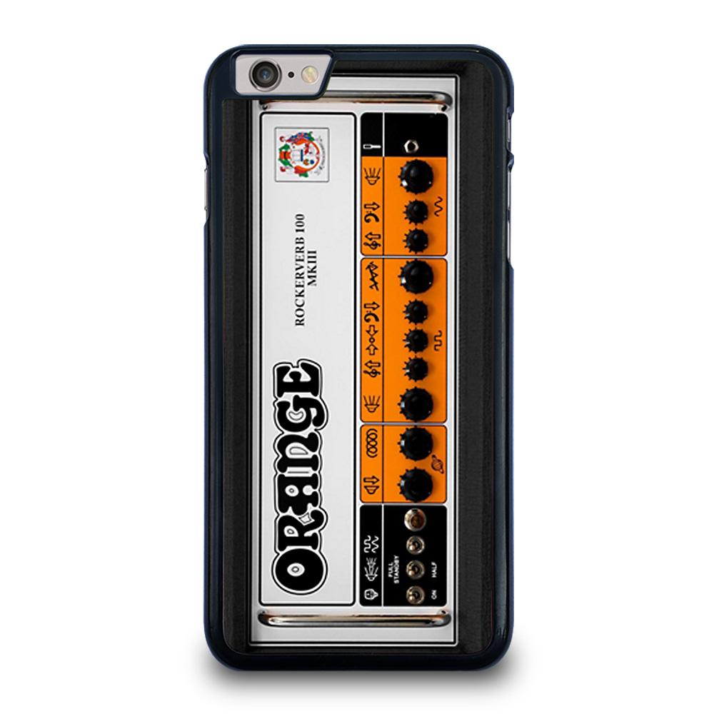 ORANGE AMP GUITAR iPhone 6 / 6S Plus Hoesje