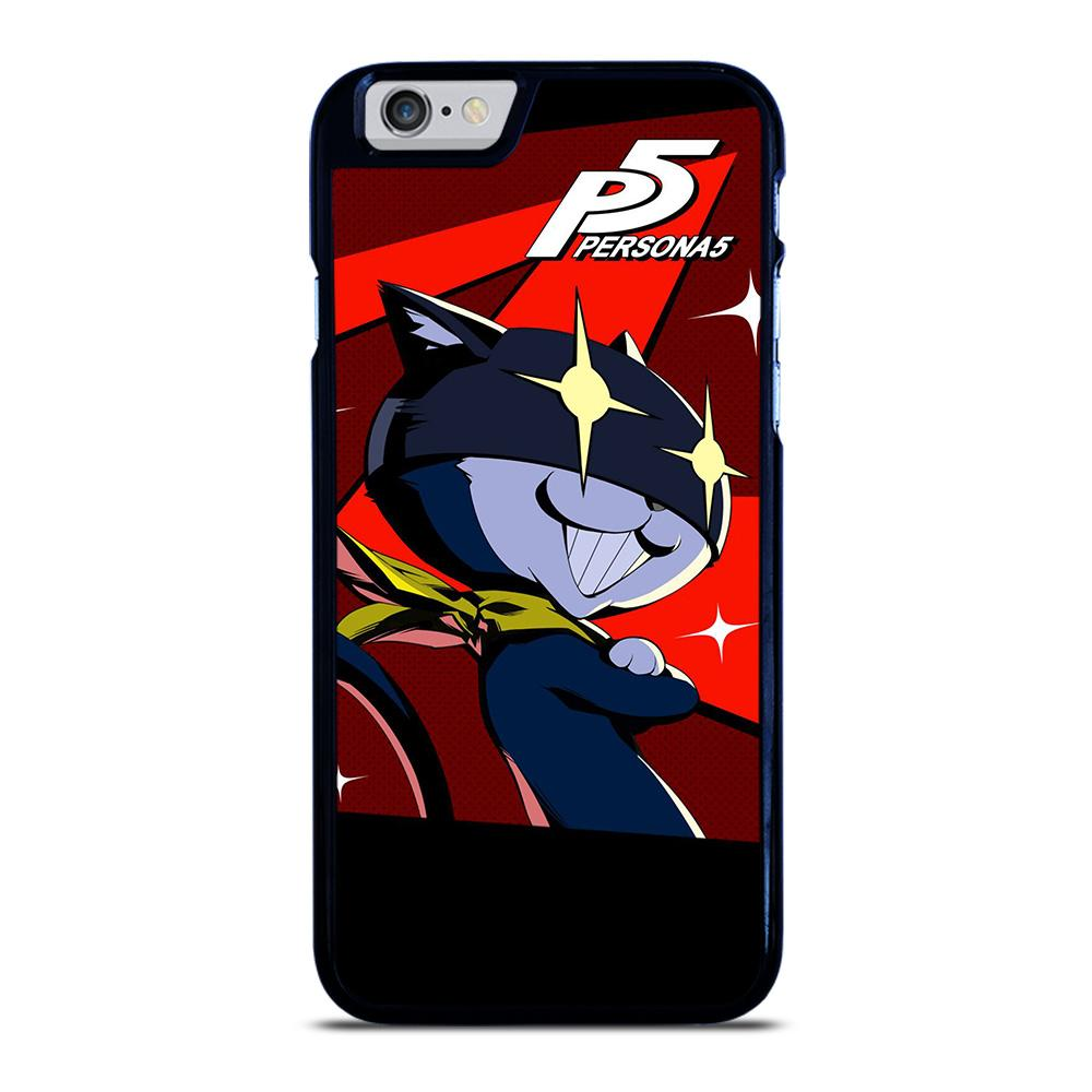 PERSONA 5 MORGANA ANIME iPhone 6 / 6S hoesje