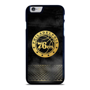 PHILADELPHIA 76ERS GOLD LOGO iPhone 6 / 6S hoesje