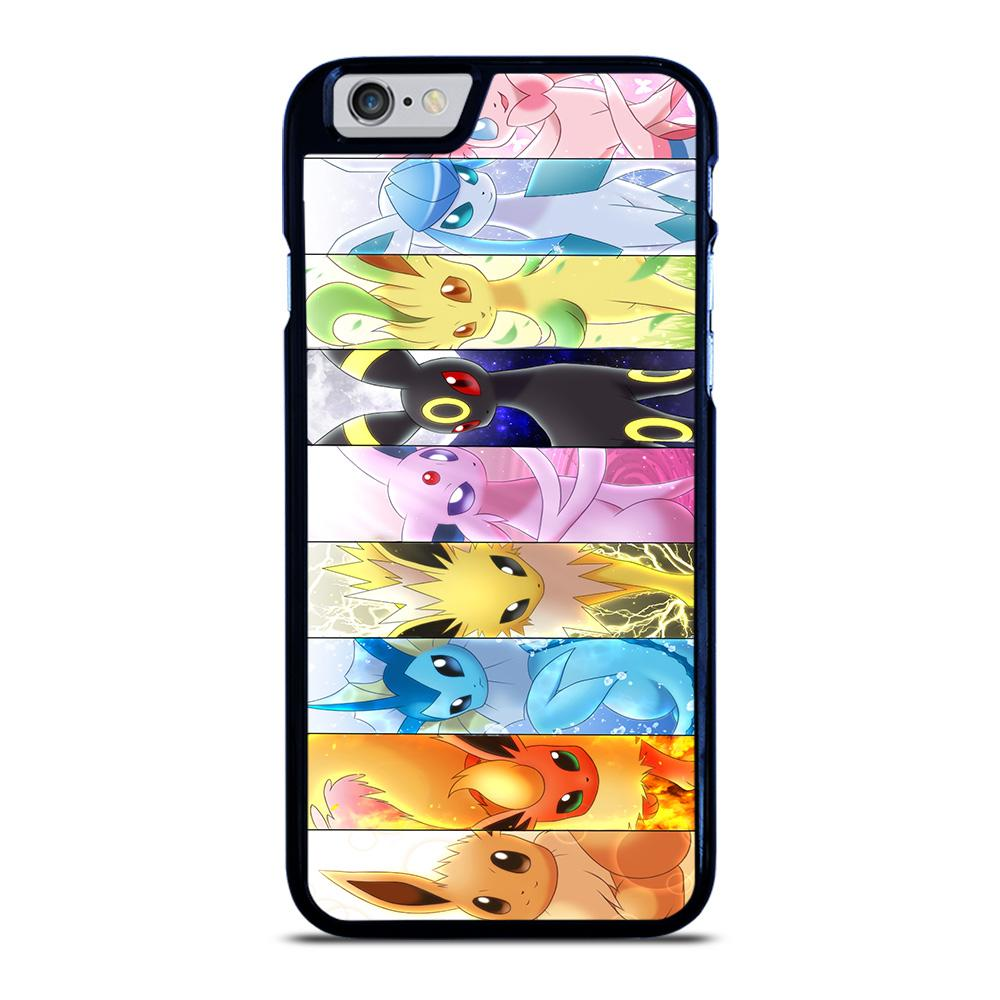 POKEMON ALL CHARACTER iPhone 6 / 6S hoesje