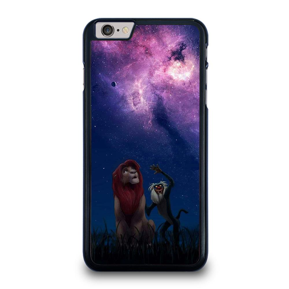 RAFIKI LION KING GALAXY DISNEY iPhone 6 / 6S Plus Hoesje