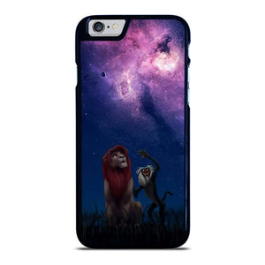 RAFIKI LION KING GALAXY DISNEY iPhone 6 / 6S hoesje