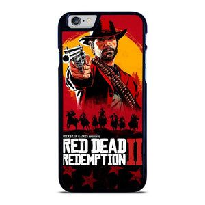 RED DEAD REDEMPTION 2 iPhone 6 / 6S hoesje