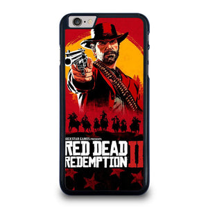RED DEAD REDEMPTION 2 iPhone 6 / 6S Plus Hoesje