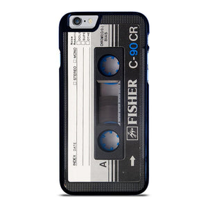 RETRO CASSETTE TAPE C-90 CR iPhone 6 / 6S hoesje - goedhoesje