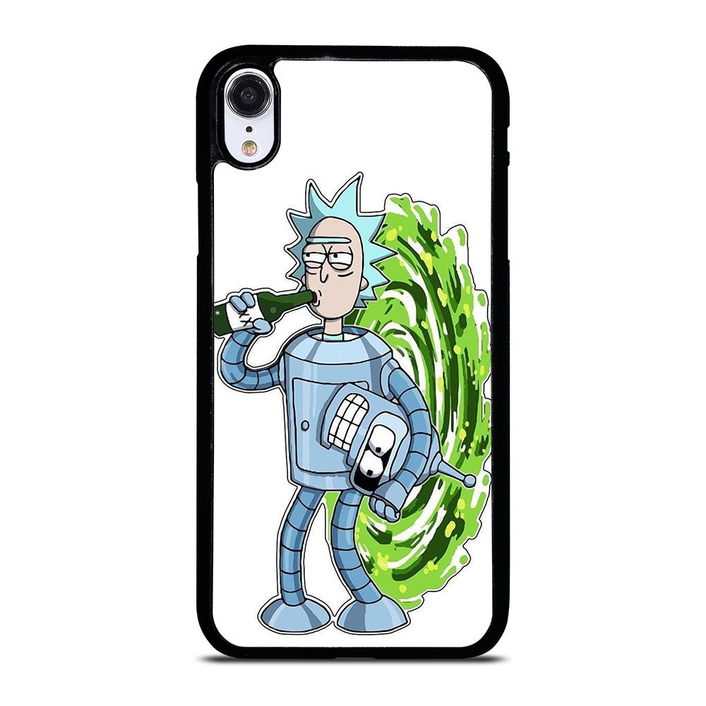 RICK AND MORTY FUTURAMA iPhone XR Hoesje,iphone xr hoesje siliconen iphone xr hoesje kopen,RICK AND MORTY FUTURAMA iPhone XR Hoesje