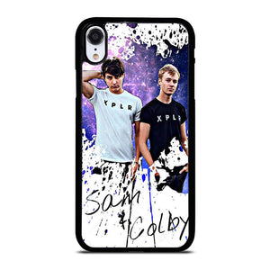SAM AND COLBY ART iPhone XR Hoesje,iphone xr hoesje action apple xr hoesje,SAM AND COLBY ART iPhone XR Hoesje