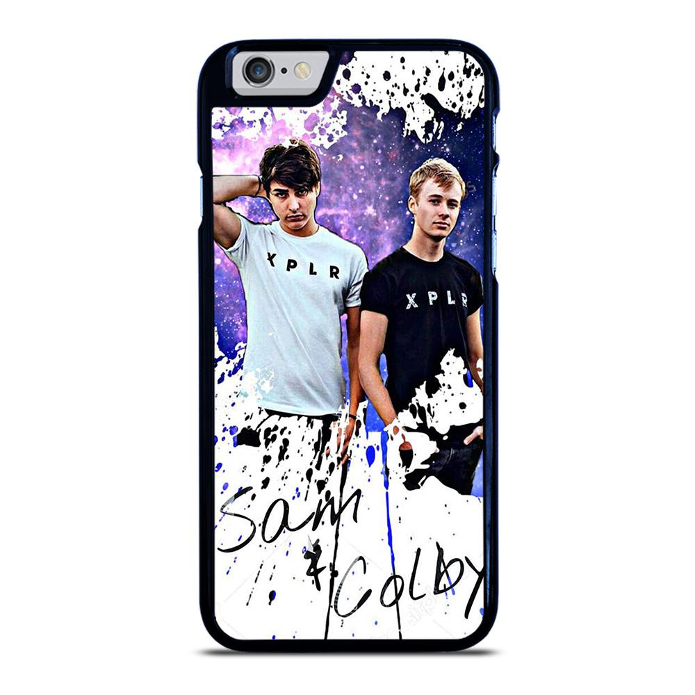 SAM AND COLBY ART iPhone 6 / 6S hoesje