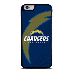 SAN DIEGO CHARGERS MARBLE iPhone 6 / 6S Hoesje - goedhoesje