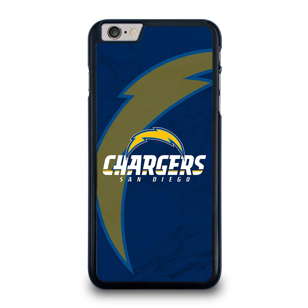 SAN DIEGO CHARGERS MARBLE iPhone 6 / 6S Plus Hoesje