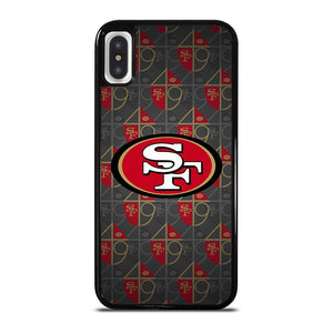 SAN FRANCISCO 49ERS ICON iPhone X / XS Hoesje