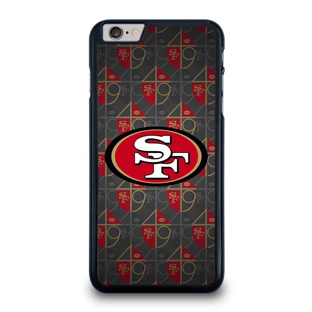 SAN FRANCISCO 49ERS ICON iPhone 6 / 6S Plus Hoesje