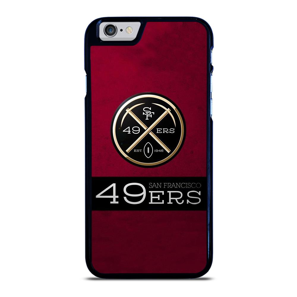 SAN FRANCISCO 49ERS NFL iPhone 6 / 6S hoesje