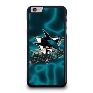 SAN JOSE SHARKS SYMBOL iPhone 6 / 6S Plus Hoesje