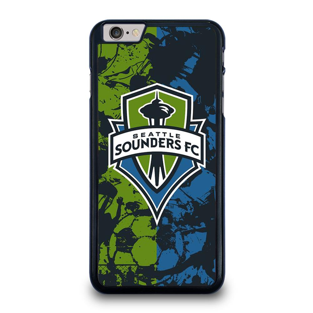 SEATTLE SOUNDERS FC ART iPhone 6 / 6S Plus Hoesje