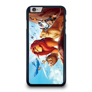 SIMBA THE LION KING DISNEY iPhone 6 / 6S Plus Hoesje