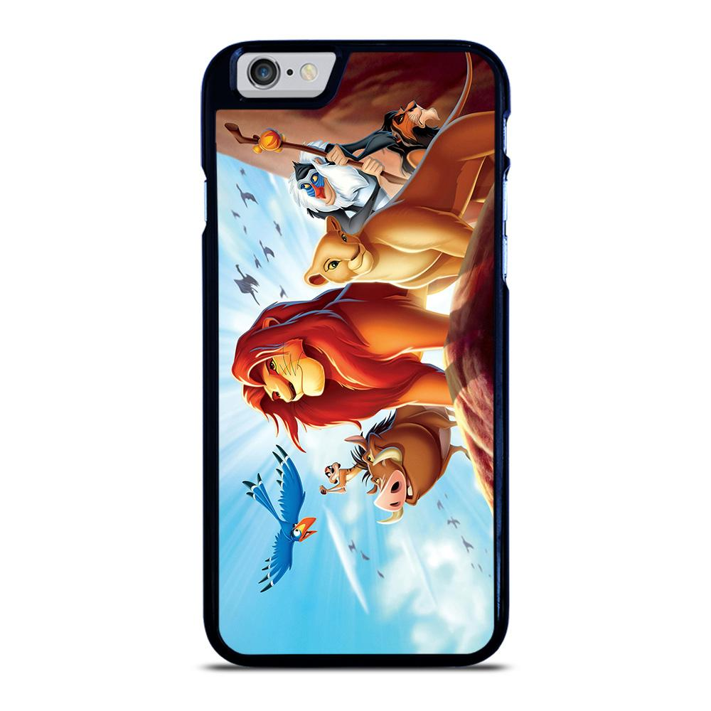 SIMBA THE LION KING DISNEY iPhone 6 / 6S hoesje