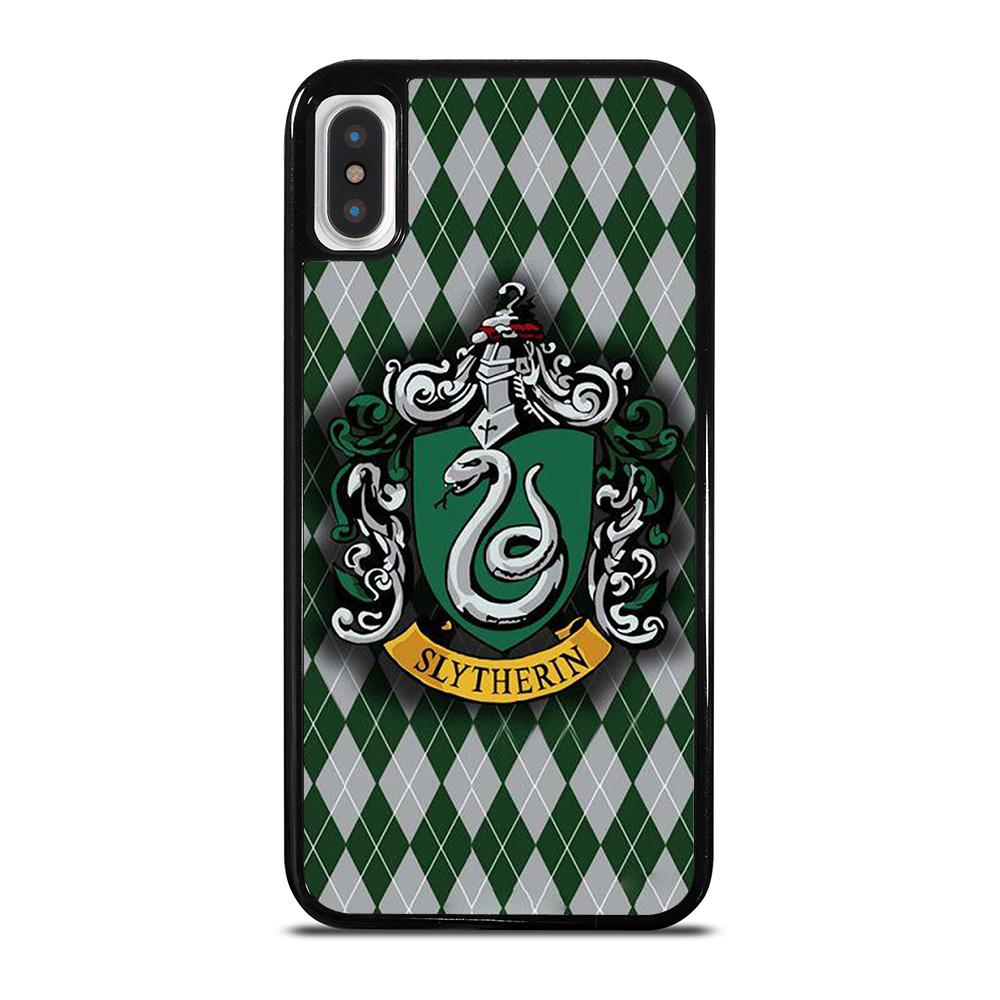 SLYTHERIN ICON iPhone X / XS Hoesje