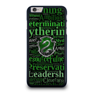 SLYTHERIN QUOTES iPhone 6 / 6S Plus Hoesje