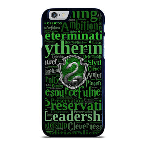 SLYTHERIN QUOTES iPhone 6 / 6S hoesje