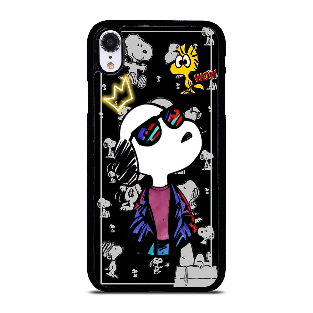 SNOOPY COOL CARTOON iPhone XR Hoesje,beste xr hoesje coolblue iphone xr hoesje,SNOOPY COOL CARTOON iPhone XR Hoesje