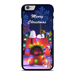 SNOOPY MERRY CHRISTMAS iPhone 6 / 6S hoesje
