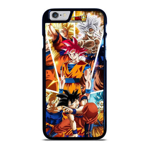 SON GOKU DRAGON BALL SUPER iPhone 6 / 6S Hoesje - goedhoesje