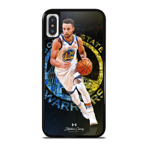 STEPHEN CURRY GOLDEN STATE WARRIORS iPhone X / XS Hoesje