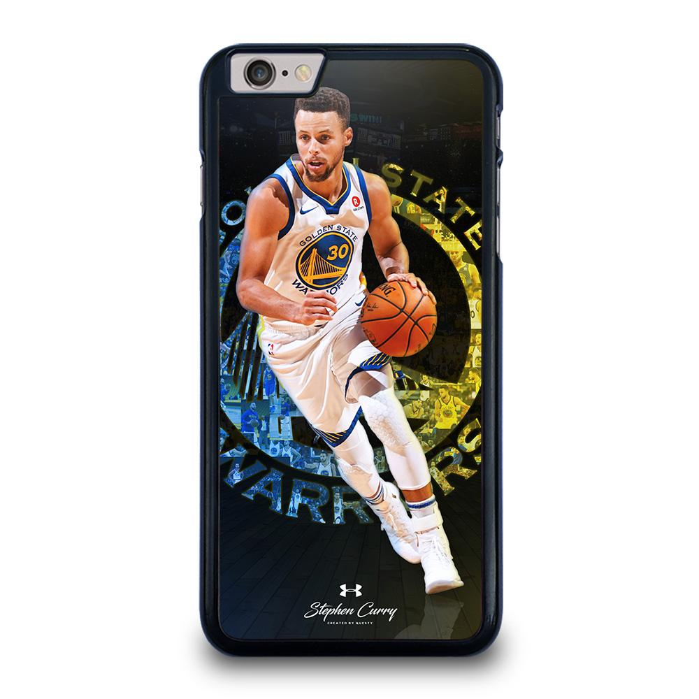 STEPHEN CURRY GOLDEN STATE WARRIORS iPhone 6 / 6S Plus Hoesje